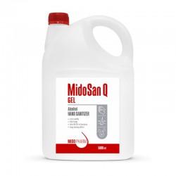 Hand sanitizer MidoSan Q...